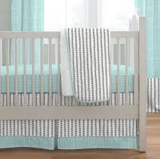 Arrow Crib Bedding by Aqua And Grey Bedding Grey And Teal Bedding Sets Bed Bath