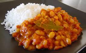 curry de haricots blancs façon rougail graine de cardamome