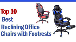 Best Reclining Office Chairs With Footrests? Top 10 Best Budget ... Recliner 2018 Best Recling Fice Chair Rustic Home Fniture Desk Is Place To Return Luxury Office Chairs Ergonomic Computer More Buy Canada On Wheels 47 Off Wooden Casters Sizeable Recling Office Chairs Lively Portraits The 5 With Foot Rest In Autonomous 12 Modern Most Comfortable Leg Vintage Wood Outrageous High Back Bonded Leather Orthopedic Of Footrest Amazoncom Gaming Racing Highback