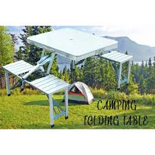 Portable Aluminium Suitcase Camping Picnic Folding Table Chair Outdoor Fold Up Camping Table And Seats Lennov 4ft 12m Folding Rectangular Outdoor Pnic Super Tough With 4 Chairs 120 X 60 70 Cm Blue Metal Stock Photo Edit Camping Table Light Togotbietthuhiduongco Great Camp Chair Foldable Kitchen Portable Grilling Stand Bbq Fniture Op3688 Livzing Multipurpose Adjustable Height High Booster Hot Item Alinum Collapsible Roll Up For Beach Hiking Travel And Fishing Amazoncom Portable Folding Camping Pnic Table Party Outdoor Garden