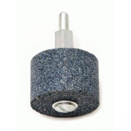 "Forney Welding Mounted Cylindrical Grinding Stone - 1/4"" Shank, 1.5"" x 1"""