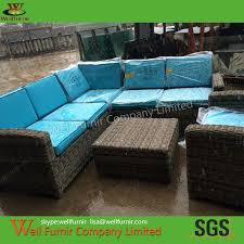 Outdoor Sectional Sofa Set by Wicker Rattan Sofa Chair Outdoor Sectional Sofa Set Rattan