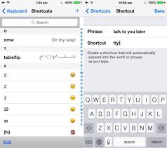 Top iPhone and iPad Keyboard Tips and Tricks