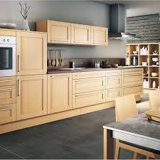 armoire de cuisine leroy merlin cuisine equipee en longueur 3 cuisine en longueur tout en bois