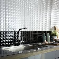 carrelage cuisine noir et blanc carrelage cuisine blanc et noir mural home design carrelage