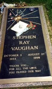East Troy WI Blues Guitarist Stevie Ray Vaughan Killed Aug 1990