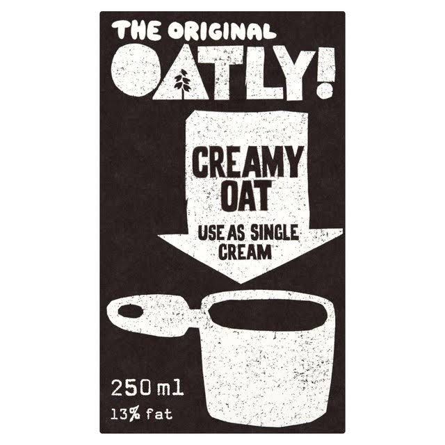 Oatly Creamy Oat 250ml