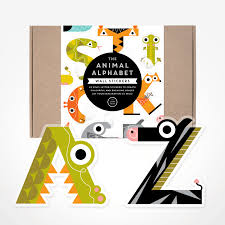 Alphabet Wall Stickers By The Jam Tart