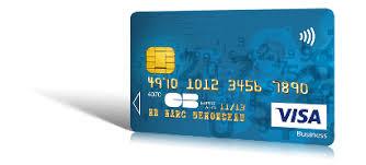 plafond debit carte visa visa business visa