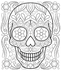 Halloween Coloring Books For Adults by 20 Free Colouring Pages The Organised Housewife
