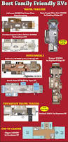 5th Wheel Campers With Bunk Beds by Best Family Friendly Rvs Of 2016 U2013 Welcome To The General Rv Blog
