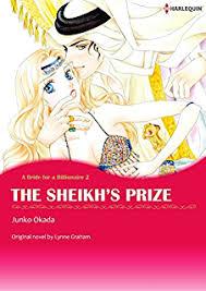 The Sheikhs Prize Harlequin Comics A Bride For Billionaire