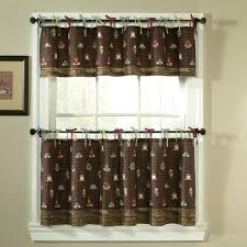 Coffee Themed Kitchen Decor Curtains Nice Best Theme Images On