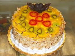 Cakes Decorated With Fruit by House Of Pastry 818 765 4246