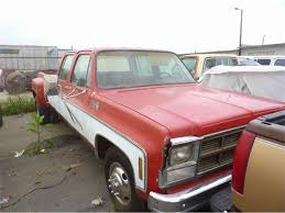 1980 Chevrolet CREW CAB DUALLY For Sale | ClassicCars.com | CC-900810
