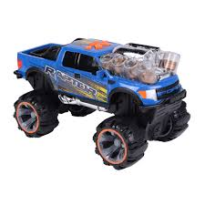 Road Rippers Piston Thumber - Ford F-150 - Toy State Industrial ... Snake Bite Monster Truck Toy State Road Rippers 4x4 Sounds Motion Road Rippers Monster Chasaurus Rc Truck Giveaway Ends 34 Share Amazoncom Bigfoot Rhino Wheelie Motorized Forward Rock And Roller Rat Rod Vehicle Thekidzone Ram Rammunition Wheelies Sounds Find More Dodge For Sale At Up To 90 Off Garbage Tankzilla 50 Similar Items New Bright 124 Jam Grave Digger Sound Lights Forward Reverse Lamborghini Huracan Car Cuddcircle Race Car Toy State Wrider Orange Lights