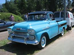 1958 Chevrolet Apache Cameo Pickup Truck | This Was One Of O… | Flickr 1958 Chevrolet 3800 For Sale 2066787 Hemmings Motor News Spartan Truck Pictures 31 Apache Pick Up Wow Sale Classiccarscom Cc1038240 Chevy Pickup Something Sinister Truckin Magazine 2065258 Restoration On Connors Motorcar Company 195558 Cameo The Worlds First Sport