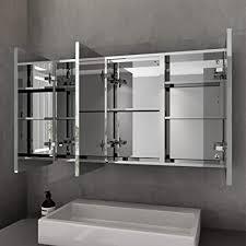 emke spiegelschränke 50x65cm bad spiegelschrank badschrank
