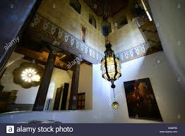 Santa Barbara County Courthouse Mural Room by Santa Barbara County Courthouse Is A Historic Landmark And A Prime
