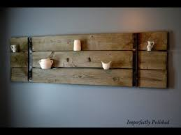 Rustic Wall Decor Wood And Metal