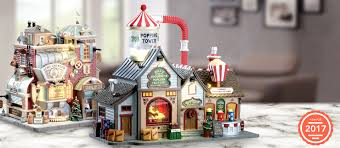Pinecrest Christmas Tree Farm by Lemax 2017 Holiday U0026 Christmas Village Collection