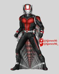 The Ant Man By TJJones96