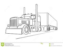 Drawing Of The Truck Transporting A Load Stock Vector - Illustration ... Drawing Truck Transporting Load Stock Illustration 223342153 How To Draw A Pickup Step By Trucks Sketch Drawn Transport Illustrations Creative Market Of The A Vector Truck Lifted Pencil And In Color Drawn Container Line Photo Picture And Royalty Free Semi Idigme Cartoon Drawings Simple Dump Marycath Two Vintage Outline Clipart Sketch