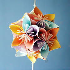 How To Make Beautiful Origami Kusudama Flowers 8