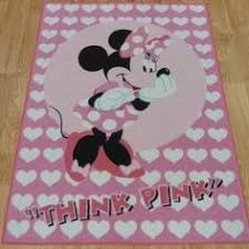 minnie mouse rugs