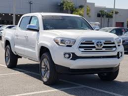 100 Truck Accessories Orlando Fl New 2019 Toyota Tacoma Limited Double Cab In 9750056