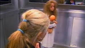 Syfy 31 Days Of Halloween 2014 by Fake Elevator Ghost Reduces Unwitting Victims To Whimpers