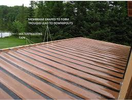 3 ways to create waterproof space a deck
