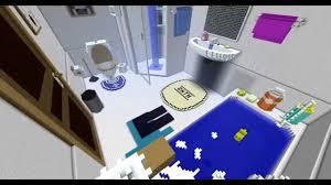 bathroom ideas minecraft interior design