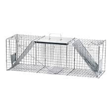 live cat trap animal traps live animal squirrel cage traps at ace hardware