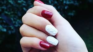 Red And White Nail Art Designs To Try Valentine s Day