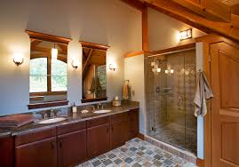 Rustic Contemporary Bathrooms Fit In With A Timber Frame Home ... Twostory Post And Beam Home Under Cstruction Part 7 River Hill Ranch Heritage Restorations One Story Texas Style House Diy Barn Homes Crustpizza Decor Plans In Vt Timber Framing Floor Frames Small And Momchuri Designs Design Ideas Mountain Architects Hendricks Architecture Idaho Frame Rustic Contemporary Bathrooms Fit With A Beautiful Pictures Interior Martinkeeisme 100 Images