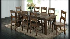 Dining Room Tables On Sale Great Solid Wood 7 Ding Set Chairs For