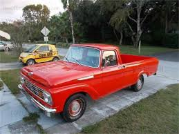 1962 Ford F100 For Sale | ClassicCars.com | CC-1114668