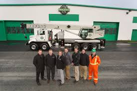 Custom National Boom Truck Takes Place Of Truck Crane ⋆ Crane ...