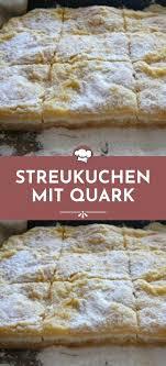 streukuchen mit quark nur eine prise rezepte