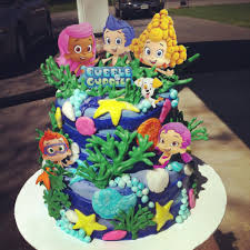 Mainline Faucets 211 Cp by 100 Bubble Guppies Cake Decorations Bubble Guppies Party