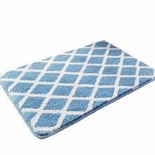 badematte teppich fußmatten badematte klassische geometrische minimalistische badezimmer rutschfeste matte eingang wc türpolster saugfähige