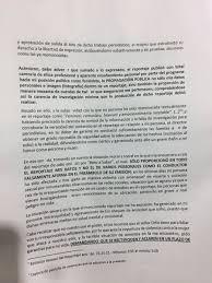 TERMINACIÓN DEL CONTRATO DE TRABAJO FORMALIDADES DEL DESPIDO E