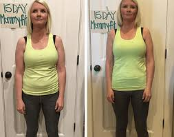 15 Day Fit Mommy Challenge