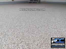 garage floor coating westerville columbus ohio epoxy flooring