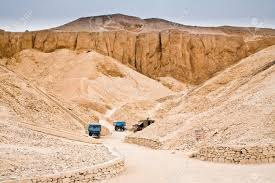100 In The Valley Of The Kings Luxor Egypt Stock Photo Picture And