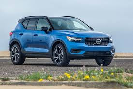 Kelley Blue Book Names Volvo XC40 SUV The Best New Model For 2019
