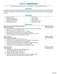 Plumber Resume Template Whouse