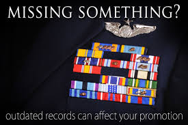 Military Awards And Decorations Records by Missing Records Affect Enlisted Promotions U003e Moody Air Force Base