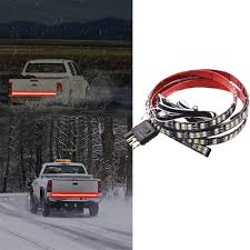 60 Inch 2-Row Truck Tailgate Light Bar Strip 256 LED Red/White ... How To Install Access Backup Led Tailgate Light Bar Youtube Lighted Waterproof Running Reverse Brake Turn Signal Best Under Tailgate Light Bar 042014 F150 Bars 60 Double Row Truck Strip Red White Tail 60inch 2row Buy Partsam Signaldriving7443 Redwhite Stop Oracle Lighting 3824504 Extreme Series Xkglow Xk041017 5function Led Suppliers Dual For Pickups